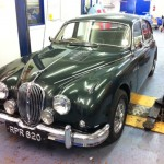 Coombs Jaguar Mk2 replica