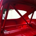 Lenham MG roll cage 2