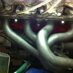 Custom intake manifold Fiat 1500