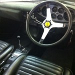 Ferrari Dino 246 sevice 4