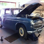 Hillman Minx classic car repair 2