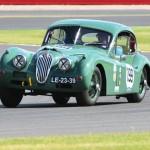 Joao Mira-Gomes Jaguar XK 140 Silverstone Classic CCK Historic