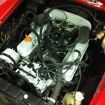 MGB V8 rolling road 3