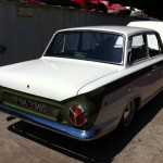 Mk1 Lotus Cortina rear