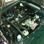 fast road MGB engine