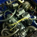 Fiat Abarth 1500 Weber DCNF 40