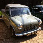 Ian Gray mini pickup