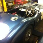 Jaguar c-type rolling road 3