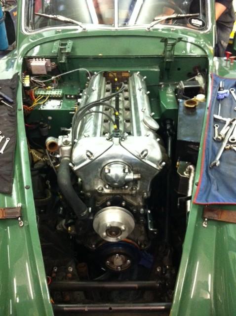 Mira Gomes Xk E on Mini Cooper S Engine