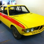 BMW 3.0si race car