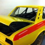 BMW 3.0si race car 2