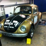 VW Beetle Weber IDF rolling road tune 4