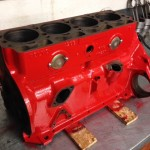 CCK Volvo 122 amazon race car engine block