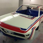 Urpiala Alpina BMW CSL Batmobile