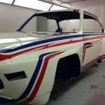 Urpiala Alpina BMW CSL Batmobile 2