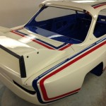 Urpiala Alpina BMW CSL Batmobile 4