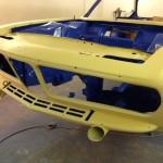 Urpiala BMW Alpina CSL restoration 2
