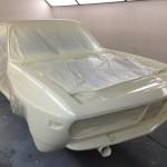Urpiala BMW Alpina CSL restoration Chamonix white