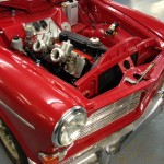 volvo 122s race preparation
