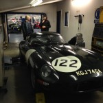 CKL Jaguar e-type lightweight low drag rolling road 2