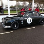 Butterworth Jaguar Goodwood