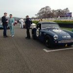 Darren Turner Goodwood 72nd Members Meeting