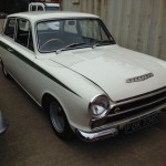 David Long Mk1 Lotus Cortina