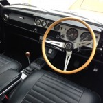 David Long Mk1 Lotus Cortina interior dashboard