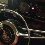 Rover 100 dashboard