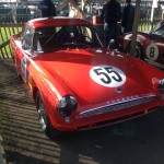 Sebring Sunbeam Alpine Goodwood 72nd Members Meeting