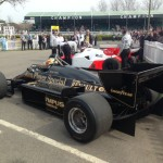 Turbo F1 Goodwood 72nd Members Meeting