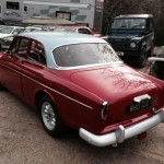 cck historic Volvo 122S 4