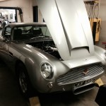 Aston Martin DB5 rolling road tune 4