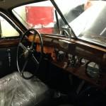 Jaguar Mk7 interior