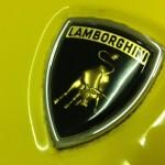 Lamborghini Urraco badge