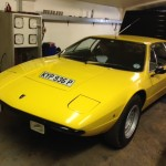 Lamborghini Urraco rolling road engine tune 2