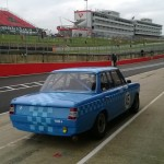BMW 1800ti Brands Hatch 2