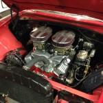 56 chevy offenhauser cross ram manifold
