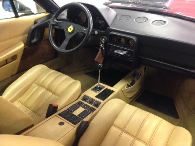 Classic Ferrari 328 service