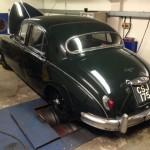 Jaguar Mk1 3.4 Saloon 2