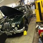 Jaguar Mk1 3.4 saloon 1