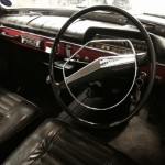 Volvo Amazon interior