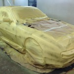 Porsche 944 paint