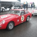 Burford Tucker Rain at Oulton Park Gold Cup