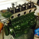 midget race engine