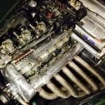 Jaguar Mk7 engine
