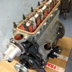 tr2 historic race engine