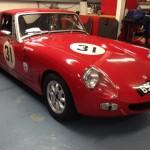 Ian Burford Lenham race prep