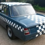 Postins Abbott BMW 1800ti race car 2