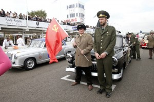 cck russians goodwood revival
